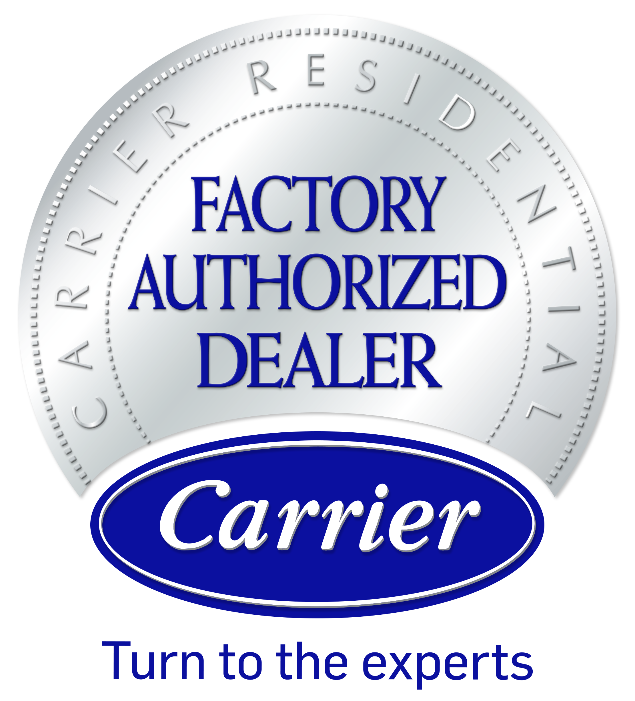Carrier HVAC FAD Logo